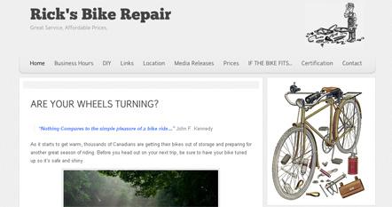 Rick's New Site!