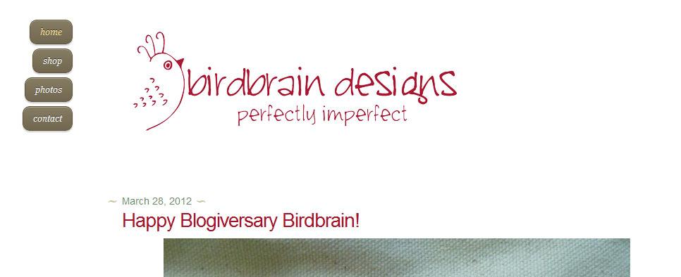 Birdbrain turns 1