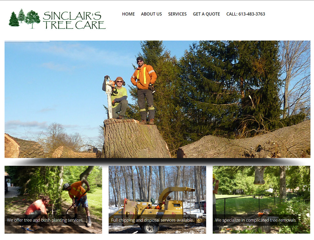 Sinclair's Tree Care