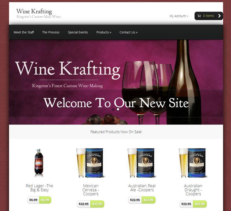 Wine Krafting